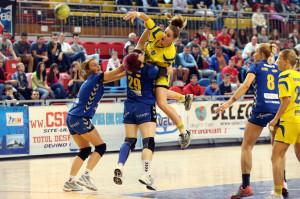 Handbal: Astrahanocika Astrahan – Corona Brașov 36-25, în Cupa EHF