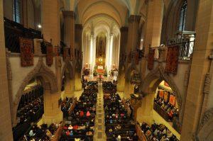 O nouă stagiune a concertelor de orgă debutează la Biserica Neagră