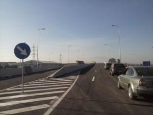 Traficul rutier va fi restricționat astăzi, pe Ocolitoarea Brașovului