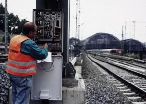 Traficul feroviar Braşov – Ploieşti este blocat