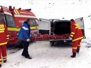 Accident pe DN73, in care sunt implicati trei copii