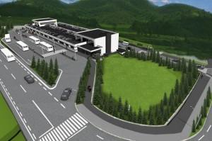 Parcarea cu patru etaje din Poiană, construită în proporţie de 25%. Până în toamnă, trebuie să fie gata