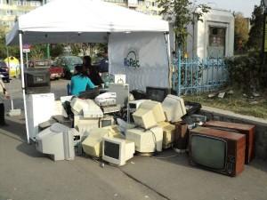 O nouă campanie de colectare a deșeurilor electrice. Află unde sunt punctele de colectare!