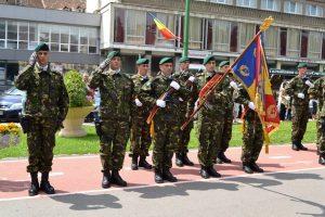 FOTO Ziua Imnului Național, marcată printr-un ceremonial militar