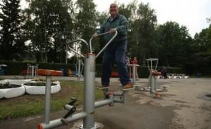 Primăria va monta aparate de fitness în alte zece parcuri din oraș. Vezi care sunt zonele vizate