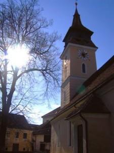 Concert de jazz la Biserica Fortificată din Vulcan