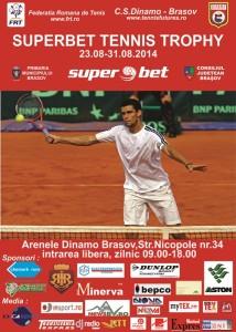 """Turneu internațional de tenis la arenele """"Dinamo"""""""