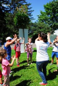 """Peste 400 de copii la """"Jocurile lui Hippo"""", ediția a IV-a"""