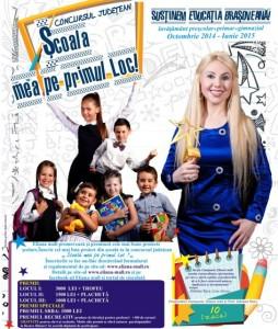 Eliana Mall promovează şi premiază educația brașoveană!