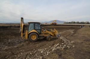 """Constructorul modernului centru de afaceri al Braşovului, """"somat"""" să finalizeze mai repede lucrările"""