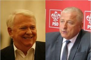 Viorel Hrebenciuc a demisionat din Parlament. Urmează Ioan Adam???