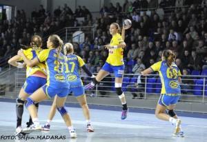 Handbal: Victorie la scor pentru Corona în primul meci amical