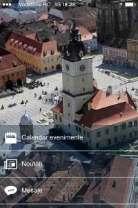 """Aplicaţia de smartphone """"Primăria Braşov"""": depui sesizări în timp real, afli detalii despre evenimentele culturale, dar şi ultimele ştiri"""
