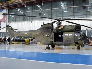 Construcția unei noi fabrici de elicoptere la Ghimbav, posibilă din octombrie
