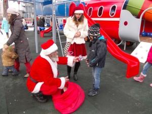 """""""Parcul cu avioane"""" pentru copii a fost inaugurat"""