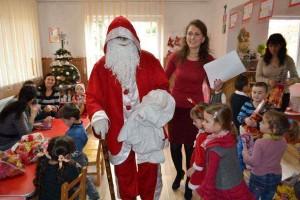 Spectacol de Crăciun la Tohanul Vechi