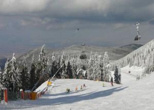 Vreme și condiții excelente pentru schiat în Poiana Brașov