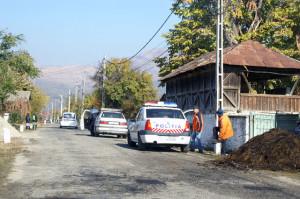 Trei copii dați dispăruți, găsiți de polițiști de Crăciun