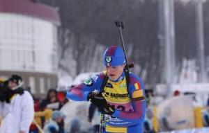 O brașoveancă a luat aurul la Campionatele Europene Open de biatlon