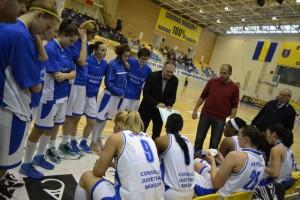 Baschet: Olimpia are meci pe teren propriu, dar joacă în dplasare…