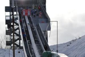 Campionatele naționale de sărituri cu schiurile, la Râșnov