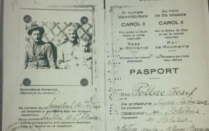 103 ani de la înființarea pașaportului românesc