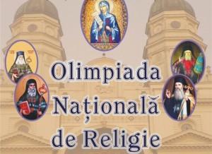 O șagunistă, locul III la Olimpiada de religie