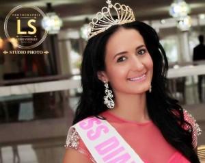 Brașoveanca Delia Duca, Miss Diamond of the World 2015