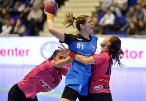 Handbal: Corona a pierdut în semifinală, în fața CSM București