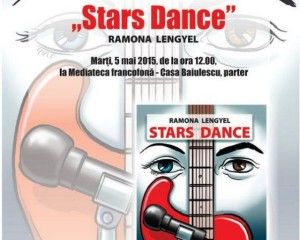 """Lansare editorială: """"Star Dance"""" sau cum lupți pentru a-ți împlini un vis"""