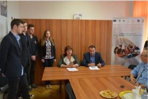 100 de elevi de la Colegiul Meșotă vor să devină cei mai tari oameni de afaceri din Brașov