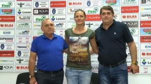 """Handbal: Carmen Cartaş a semnat cu Corona Braşov: """"Am ales cu sufletul"""""""