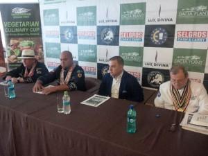 Show culinar de senzaţie la Braşov  – Vegetarian Grand Prix