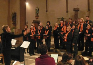 Concert caritabil de gospel la Biserica Neagră