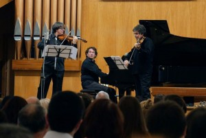 Duelul Viorilor, Stradivarius vs Guarneri, la Brașov