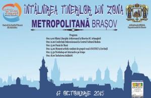 Întâlnirea Tinerilor din Zona Metropolitană Brașov