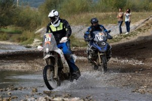 Transcarpatic Rally Raid, provocarea munților