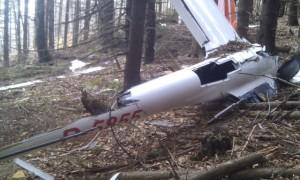 VIDEO Pilotul dispărut, Mircea Crăciun, a fost găsit în Postăvarul!