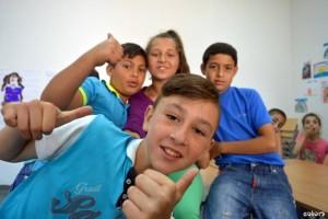 Arta este pentru oricine. Inclusiv pentru copiii romi.