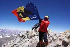 Nou record mondial pentru Dor Geta Popescu, alpinista de 12 ani