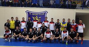 Daniel Isăilă, Rareș Dumitrescu, Alexandru Mateiu și Dan Gîrtofan, implicați într-un meci caritabil la Brașov