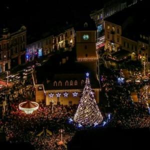Modificări în programul de Revelion din Piața Sfatului