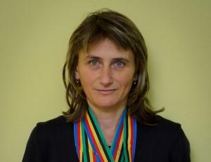 Mihaela Rîciu, eroina Universiadei din 1983