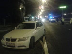 Accident mortal azi-noapte, pe Calea Bucureşti