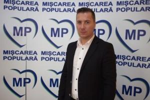 Cine este Daniel Tătar, candidatul Mișcării Populare la Primăria Făgăraș?