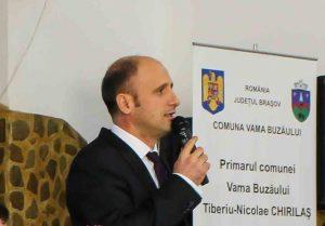 Tiberiu Chirilaş: Strategie nouă pentru Vama Buzăului