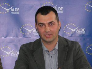 Alegeri locale 2016 Brașov. Vlad Năstase, candidatul ALDE la Bod