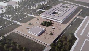 S-a semnat contractul pentru finalizarea lucrărilor la Centru de Afaceri din Bartolomeu