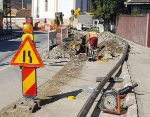 Alimentarea cu gaz, oprită pe trei străzi din Braşov