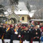 Ceremonial militar, parada Junilor şi spectacole, de Ziua Naţională